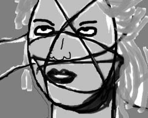 Rebel Heart MS Paint